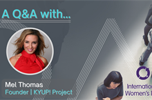 Q&A WITH MEL THOMAS | FOUNDER & CEO OF KYUP!